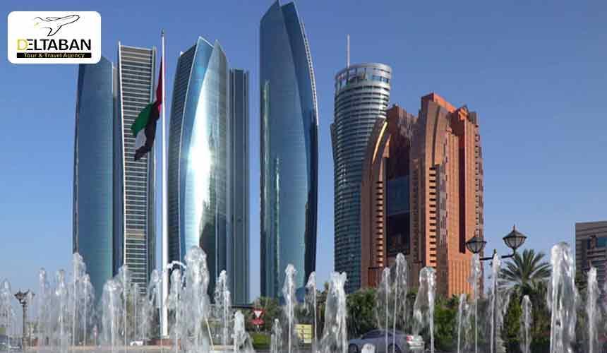 همه چیز درباره ابوظبی امارات
