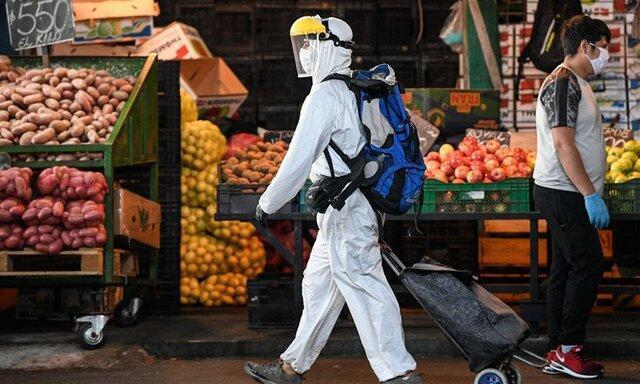 آخرین آمارهای جهانی کرونا، هند رکورددار آسیا