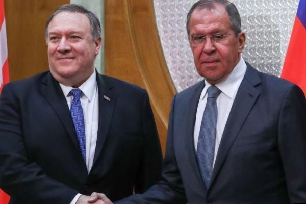 گفتگوی وزرای خارجه روسیه و آمریکا درباره پیشنهاد پوتین