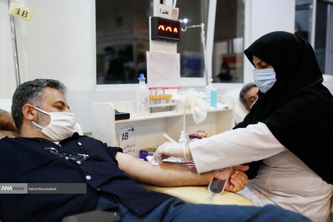 ثبت 59 مورد اهدای پلاسما توسط تهرانی ها در عاشورا و تاسوعای حسینی