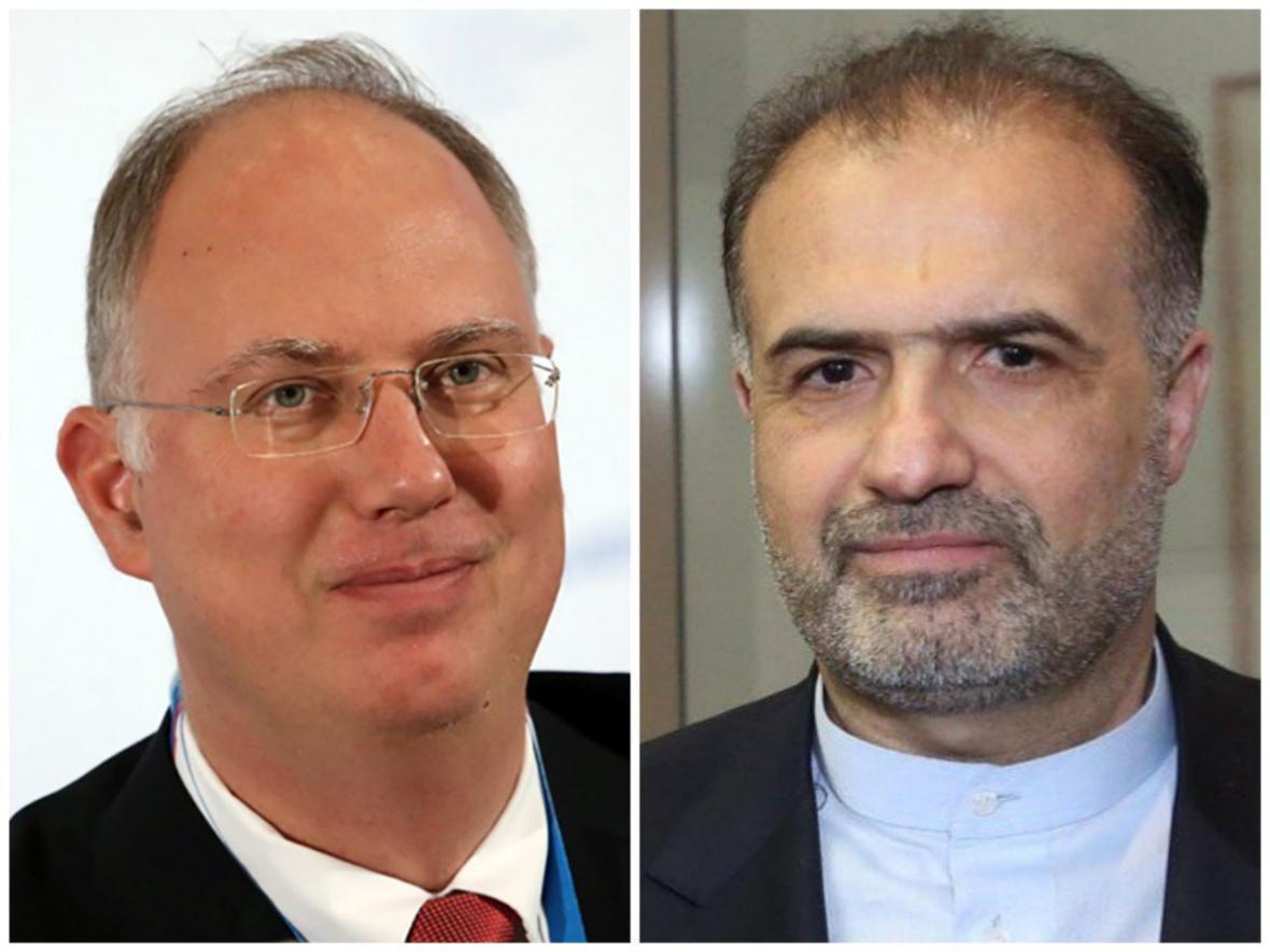 خبرنگاران رایزنی ایران با روسیه برای فراوری واکسن در تهران