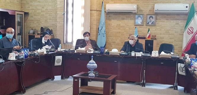 برگزاری نشست مشترک شورای راهبری میراث جهانی هیرکانی و مشاور جهانی
