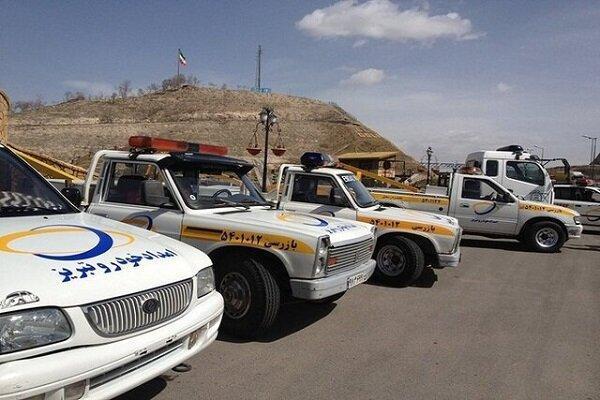کلاهبرداری از نوع امداد خودرویی در تبریز