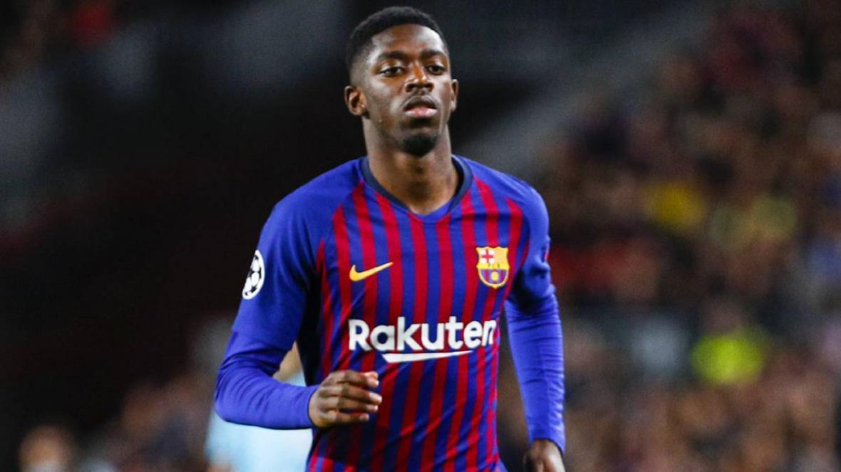 عثمان دمبله خواستار ترک بارسلونا نیست؛ وینگر فرانسوی بلوگرانا قصد جدایی از این باشگاه را ندارد