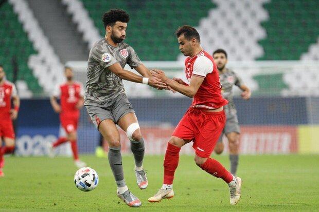 پرسپولیس جام را به تهران می آورد، آل کثیر بازیکن مهمی می گردد