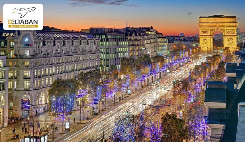 بهترین و معروف ترین مراکز خرید پاریس