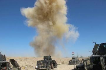 خبرنگاران جدیدترین دستاوردهای نیروهای امنیتی عراق علیه داعش