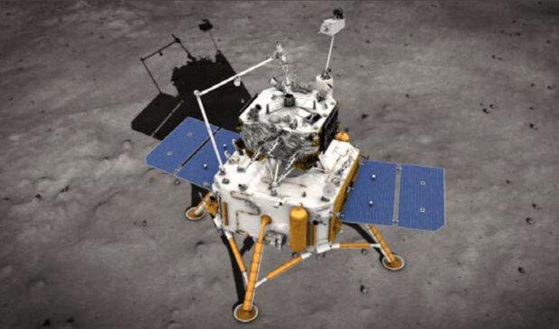 فضاپیمای چینی به مدار ماه رسید