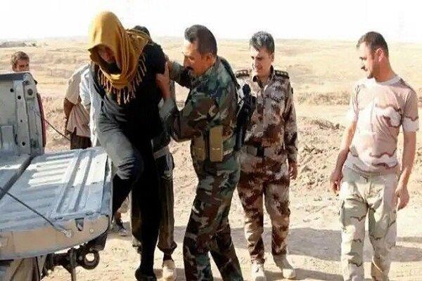 بازداشت سرکرده داعشی در کرکوک