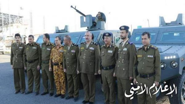 خبرنگاران یمن از ساخت خودروهای زرهی بومی پرده برداشت