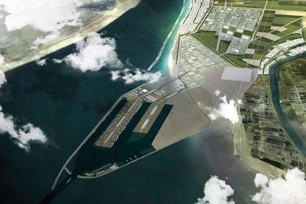 امضای قرارداد احداث پروژه بندر عظیم فاو با شرکت دوو کره