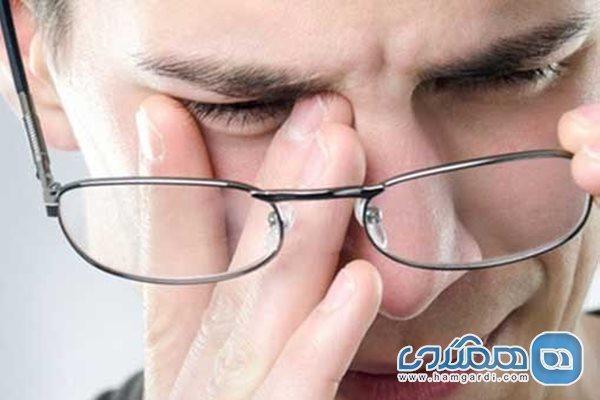 گریه کردن باعث بالا رفتن فشار چشم می گردد؟