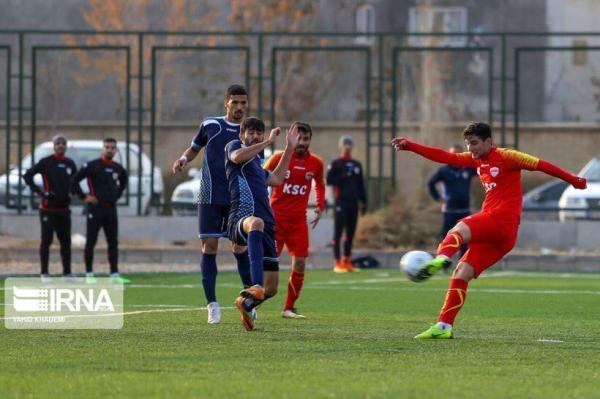 خبرنگاران تیم فولاد نوین اهواز به مرحله بعدی جام حذفی فوتبال کشور صعود کرد