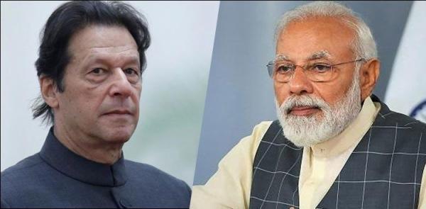 نامه نخست وزیر هند به همتای پاکستانی خود