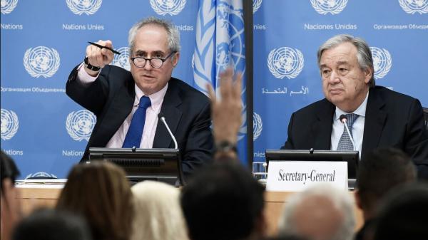 سازمان ملل:گوترش در خصوص افغانستان با سایر کشورها در ارتباط است