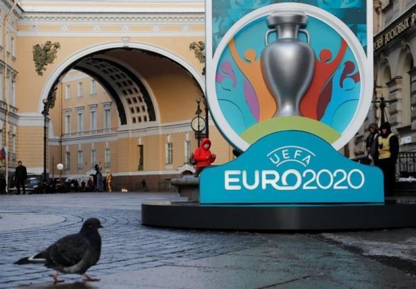 اعلام زمان مشخص سرنوشت تماشاگران دیدارهای یورو 2020