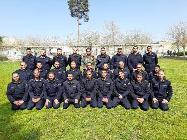 یگان انتظامی زندان های تهران رتبه اول ارزشیابی کشوری را کسب کرد خبرنگاران