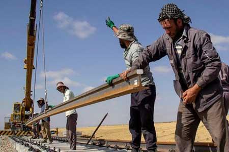 تصو یب طرح احداث راه آهن شلمچه - بصره در هیات دولت عراق