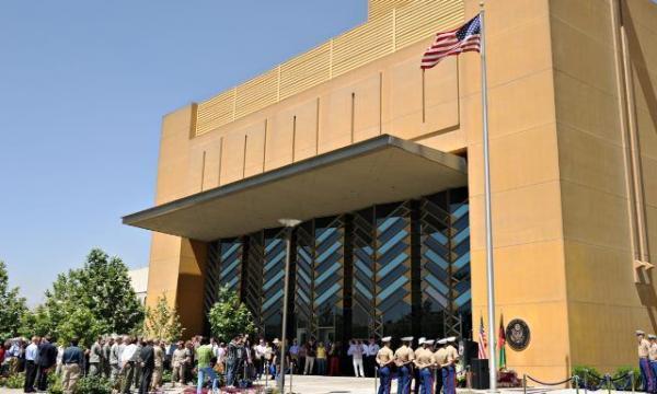 آمریکا سفارت کابل را ترک می نماید