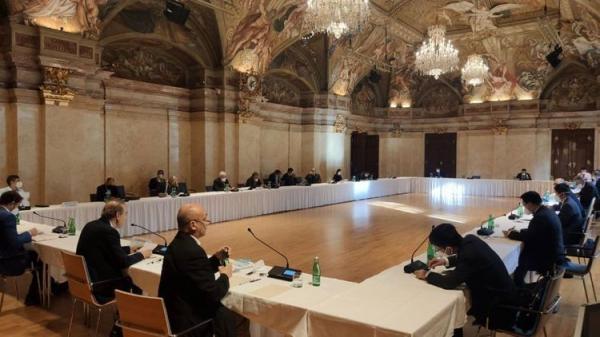 جلسه سه جانبه ایران، روسیه و چین در وین