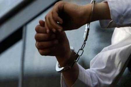 دستگیری سردار قلابی حفاظت اطلاعات