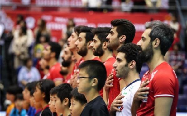 لیگ ملت های والیبال؛ ترکیب ایران برای ملاقات با ایتالیا اعلام شد