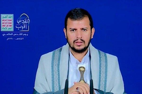 ملاقات رهبر انصارالله یمن با هیأت اعزامی از سوی سلطان عمان