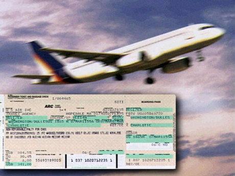 افزایش غیرقانونی قیمت بلیت هواپیما