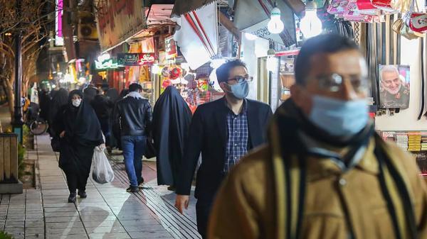 در تمام شهر های قرمز فقط 7 شغل تعطیل است، حتی تهران