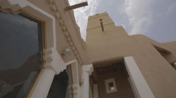 شهر درعیه، محل تولد عربستان سعودی