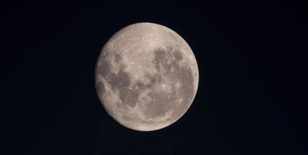 تصاویر ابر ماه توت فرنگی