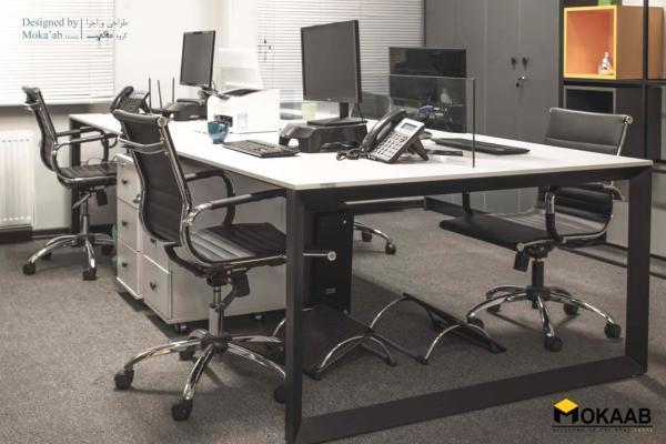 در فضای کاری مشارکتی از چه نوع میز اداری استفاده کنیم؟