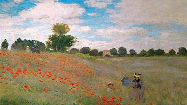 تابستان در تابلوهای مشهور نقاشی