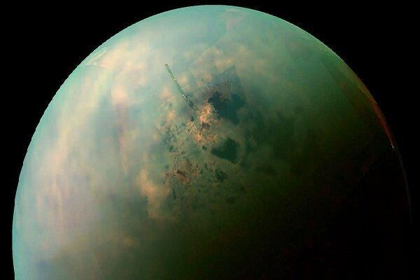 اتمسفر بزرگترین قمر زحل در آزمایشگاه شبیه سازی شد