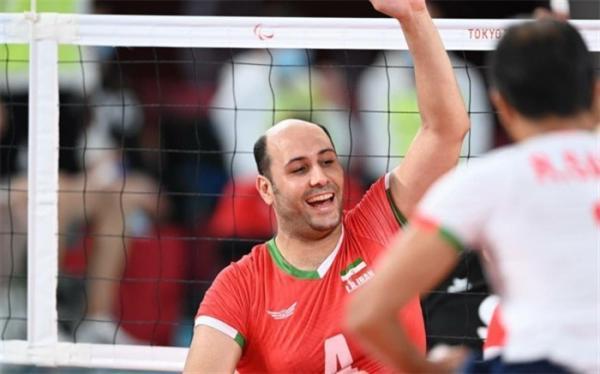پارالمپیک توکیو؛ والیبال ایران طلایی شد