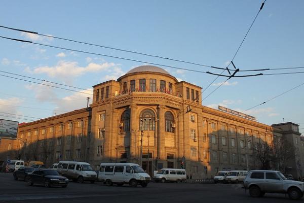 تور ارمنستان: دانشگاه ایروان ارمنستان